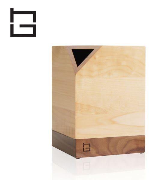【HG】創意捲筒實木垃圾桶 (現貨+預購) 桌上小物