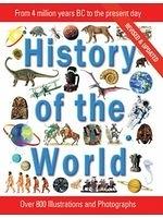 二手書博民逛書店《History of the World: 4 Million Years to the Present Day》 R2Y ISBN:9780753702789
