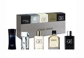 岡山戀香水~GIORGIO ARMANI 亞曼尼 小香水禮盒 5件組~優惠價:1490元