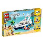 樂高積木 LEGO《 LT31083 》2018 年 Creator 創意大師 - 巡航探險╭★ JOYBUS玩具百貨