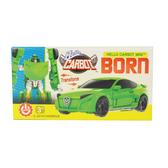 衝鋒戰士 Hello Carbot 迷你衝鋒戰士 伯恩BORN