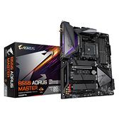 GIGABYTE 技嘉 B550 AORUS MASTER (rev. 1.0) 支援PCI-E 4.0 AM4腳位 (ATX)主機板