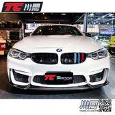 BMW F32 F33 F36 水箱罩 雙槓亮黑3色 鼻頭 現貨供應 TRANCO 川閣