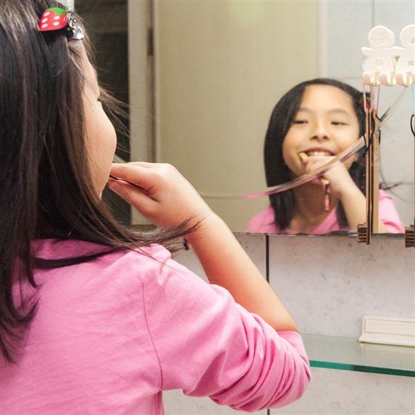 學齡兒童/成人天然牙刷-Natural toothbrush - For school age children【DUBBE..