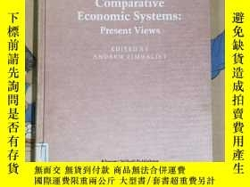 二手書博民逛書店Comparative罕見Economic Systems:Present ViewsY94821 Andre
