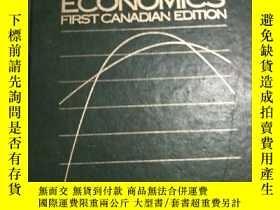 二手書博民逛書店MACRO罕見ECONOMICS FIRST CANADIAN EDITION(宏觀經濟學加拿大版第一版)Y2