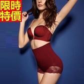 高腰束褲-產後無痕高腰蕾絲收腹調整型塑身女內褲4色67p66【時尚巴黎】