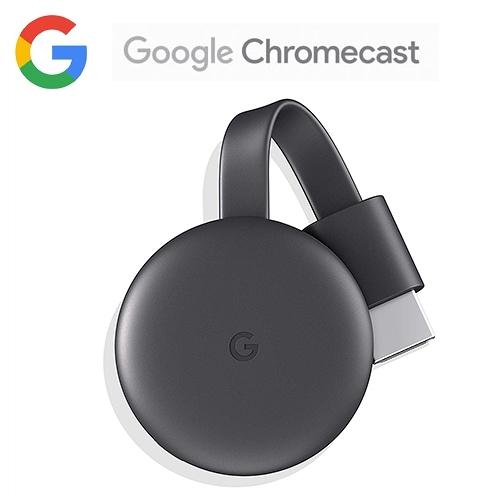 【Google】Chromecast 3 HDMI 媒體串流播放器 (2019)