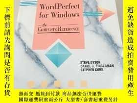 二手書博民逛書店【外文書】covers罕見version 5.1:wordper