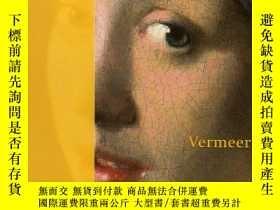 二手書博民逛書店Vermeer罕見in the MauritshuisY360448 Peter Van Der Ploeg