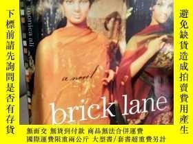 二手書博民逛書店Brick罕見Lane 【英文原版,精裝本,初版一刷, 極佳】Y