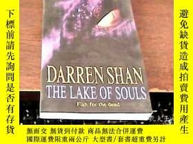 二手書博民逛書店DARREN罕見SHAN THE LAKE OF SOULS 1