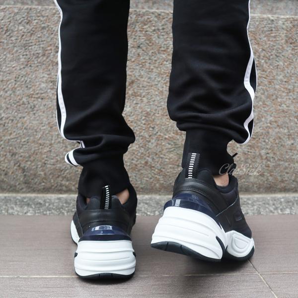 【一月大促現貨折後$2780】NIKE M2K TEKNO 舒適 百搭 復古 運動鞋 老爹鞋 黑白 男鞋 AV4789-002