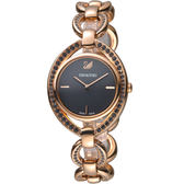 施華洛世奇SWAROVSKI Stella嫵媚流線時尚腕錶 5376806