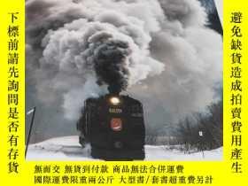 二手書博民逛書店Photos罕見of Japan s Steam Locomotive that is currently als