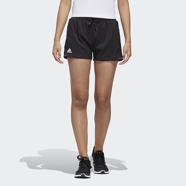 ADIDAS 短褲 專業訓練 3-STRIPES 運動短褲 黑 女 (布魯克林) GJ9030