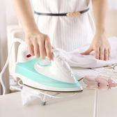 臺式多功能燙衣板 迷你摺疊塑料燙袖熨衣板 可拆洗熨燙板『米菲良品』