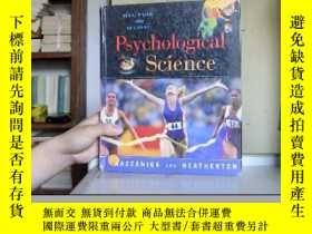 二手書博民逛書店Psychological罕見science4736