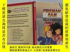 二手書博民逛書店fireman罕見sam 消防員山姆Y200392