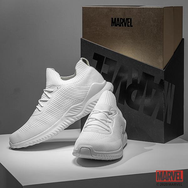 男款 MARVEL漫威鞋款 PURE KNIT襪套慢跑休閒運動鞋 大人款休閒鞋 [M20810102]