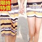 情侶款海灘褲(單件)-韓版潮流舒適顯瘦男女沙灘褲6色66z3【時尚巴黎】
