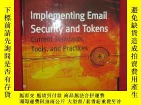二手書博民逛書店Implementing罕見Email Security And