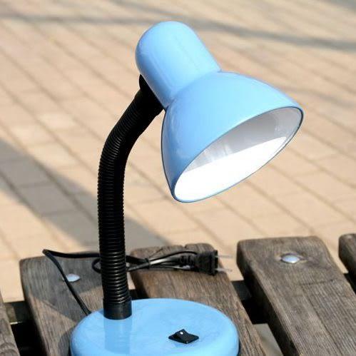 LED 可插電 學習臺燈