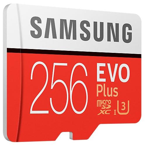 【限時至0516】 Samsung 三星 EVO Plus 256GB microSDXC 記憶卡 公司貨版本速度隨機出貨