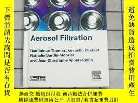 二手書博民逛書店Aerosol罕見Filtration 進口原版 Y268220 Thomas, Dominique Iste