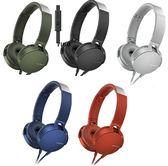 平廣 SONY MDR-XB550AP 耳罩式 耳機 單鍵 低音 耳機 台灣公司貨保1年
