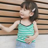 寶寶無袖吊帶背心-4色