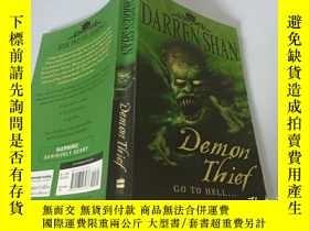 二手書博民逛書店Demon罕見Thief:惡魔賊Y200392