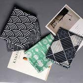 日式簡約家用棉麻餐布擺拍茶巾餐桌餐巾拍照背景布長方形棉麻餐墊【萬聖節8折】