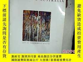 二手書博民逛書店EXPRESSING罕見AUSTRALIA ART IN PAR