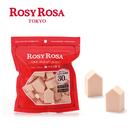 ROSY ROSA 粉底液粉撲五角型 30入  ◇iKIREI