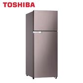 [TOSHIBA 東芝]409公升 雙門變頻電冰箱 GR-A461TBZ-N