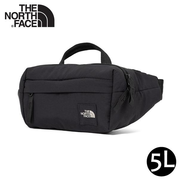 【The North Face 5L 腰包《黑》】3VX8/輕巧休閒腰包/側背包/隨行包/臀包/透氣/運動/跑步