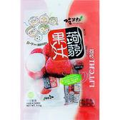 【吃果籽】吃果籽蒟蒻果凍5包(12個/包)-荔枝