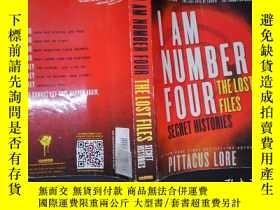 二手書博民逛書店I罕見Am Number Four: The Lost Files: Secret Histories (Lori
