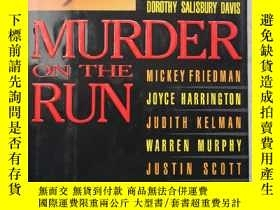 二手書博民逛書店Murder罕見on the RunY385290 The Adams Round Table Berkley