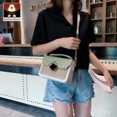 小包包女包2020新款潮時尚斜挎單肩百搭鏈條小方包小眾洋氣 FX4373 【科炫3c】