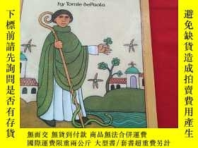二手書博民逛書店patrick罕見patron saint of irelano