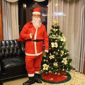 馭野圣誕節裝飾品圣誕老人服裝 圣誕老人衣服 男女士成人兒童套裝 聖誕節禮物