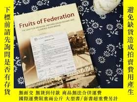 二手書博民逛書店Fruits罕見of FederationY267682 Rob