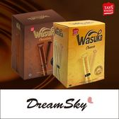 印尼 wasuka 爆漿 威化捲心酥 240g 巧克力捲心酥 起司捲心酥 DreamSky
