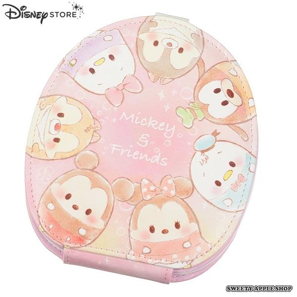 日本限定 Disney Store  迪士尼 米奇家族 ufufy   隨身化妝鏡 / 摺疊鏡