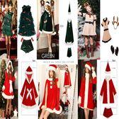 聖誕節服裝綠色成人女小麋鹿聖誕老人衣服舞臺【3C玩家】