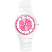 RELAX TIME/美麗佳人限定鏤空陶瓷腕錶(RT-26-50)
