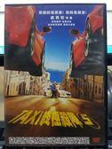影音專賣店-P02-053-正版DVD-電影【TAXI終極殺陣5】-盧貝松 法蘭克葛斯湯比 馬利克賓塔哈