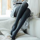絲襪女天鵝絨打底防勾絲瘦腿薄加厚黑光腿肉色神器連褲襪女春秋款 東京衣秀